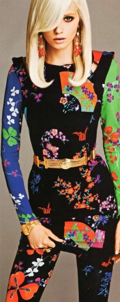 Первый кадр из рекламной кампании H&M x Versace. Изображение № 1.
