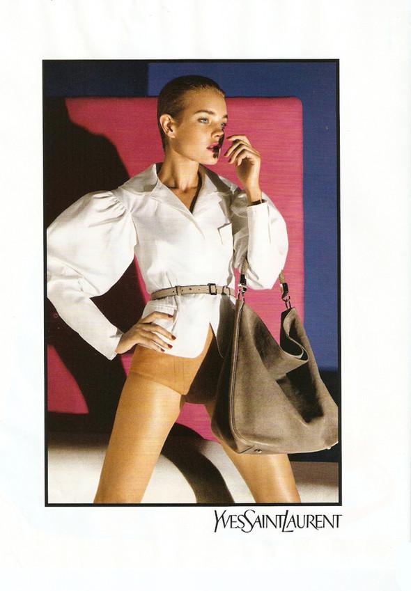 Рекламные кампании ss'10 : Лучшие друзья журналов. Изображение № 50.