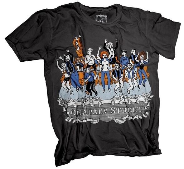 Коллекция футболок от Chapaev Street. Изображение № 3.