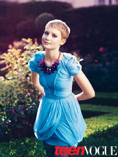 Teen Vogue March 2010. Изображение № 1.
