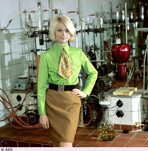 Мода Восточной Германии. Шестидесятые. Изображение № 1.