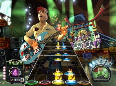 Guitar Hero Взорви ЗалНеВыходя изКомнаты. Изображение № 2.