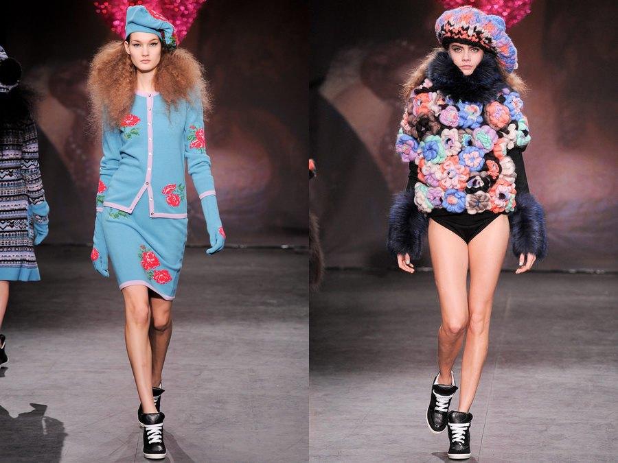 Неделя моды в Лондоне:  Дни 2 и 3. Изображение № 32.