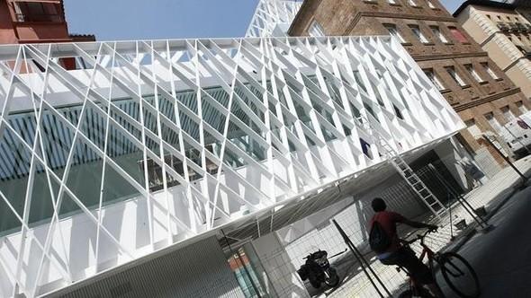 Новые музеи современного искусства: Рим, Катар и Тель-Авив. Изображение №36.