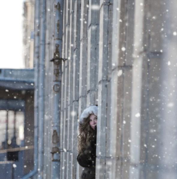 Зима от Ekaterina Pavlenko. Изображение № 1.