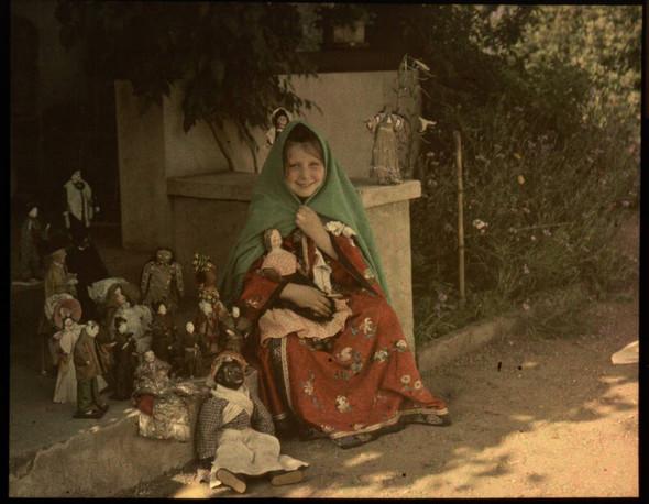 Автохром Люмьер – цветные фотографии начала XX века. Изображение № 21.