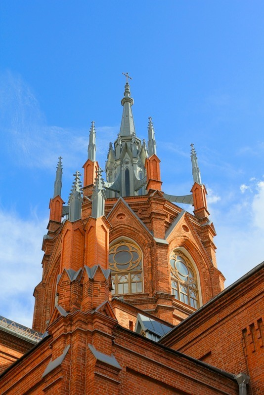 Католический собор в Москве. Изображение № 4.