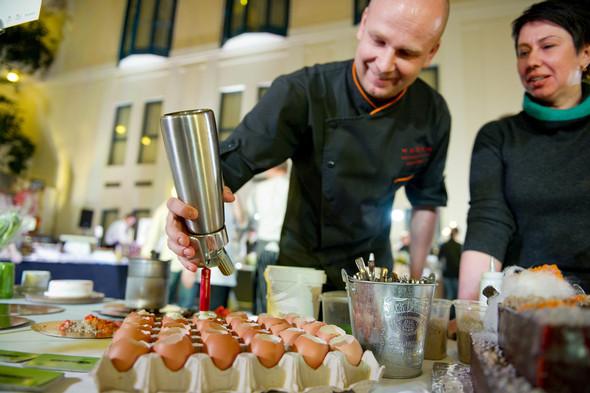 Десертный Бал 2011 - закрытие Московского Гастрономического Фестиваля. Изображение № 8.