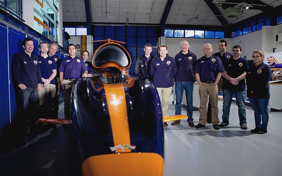 Как выглядит самый быстрый автомобиль  в мире. Изображение № 3.