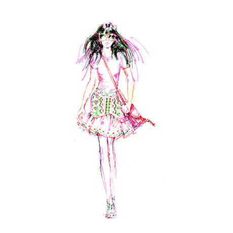 Иллюстрации Antoinette-Fleur. Изображение № 6.