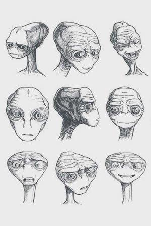 Тест: Как первоначально выглядели известные персонажи фильмов. Изображение № 51.
