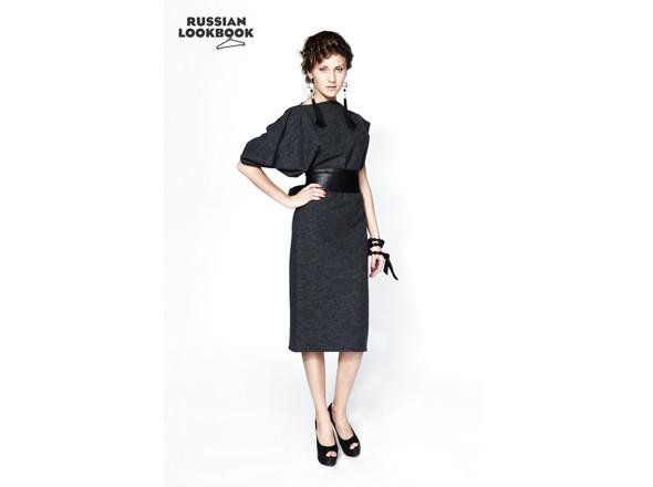 Платье Sofia Zharova, серьги Brimar. Изображение № 44.