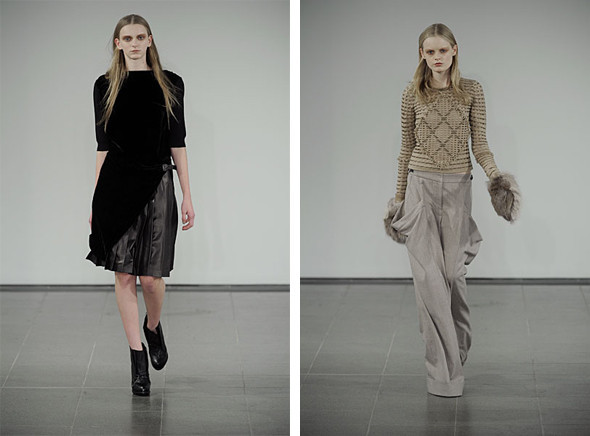 London Fashion Week AW 10: День четвертый. Изображение № 15.