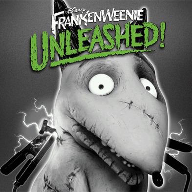 Обложка саундтрека «Франкенвини». Изображение № 1.