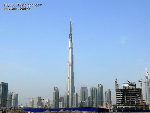 Дубайская башня- гигантский сталагмит. Изображение № 12.