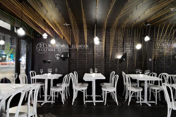Место есть: Новые рестораны в главных городах мира. Изображение № 62.