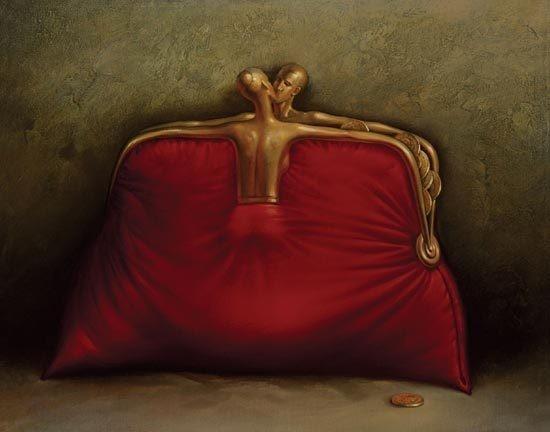 Владимир Куш: сюрреализм родом изРоссии. Изображение № 32.