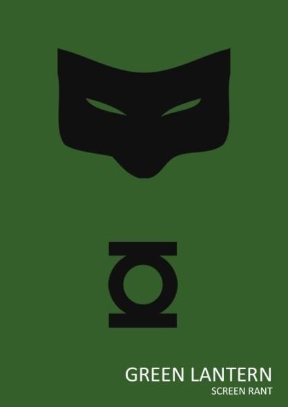 Минималистичные супергерои. Изображение № 1.