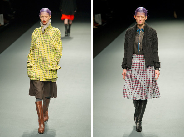 Japan Fashion Week AW 2010 - 2011. Изображение № 10.