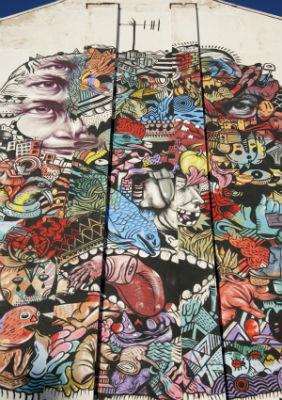 Лучшие стрит-арт проекты 2011 года. Изображение №58.