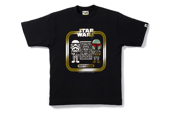 A BATHING APE X STAR WARS 2012. Изображение № 4.