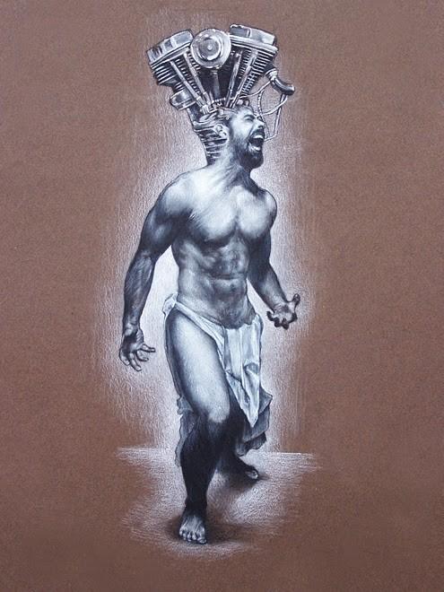 Женственный машинариум Джефри Ритчера. Изображение № 28.