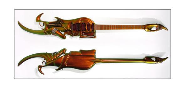 Необычные гитары или«Зацени моюмалютку, чувак!». Изображение № 7.
