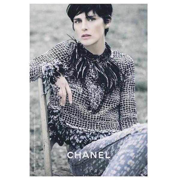 Изображение 4. Рекламные кампании: Chanel, Donna Karan, Stella McCartney и другие.. Изображение № 4.
