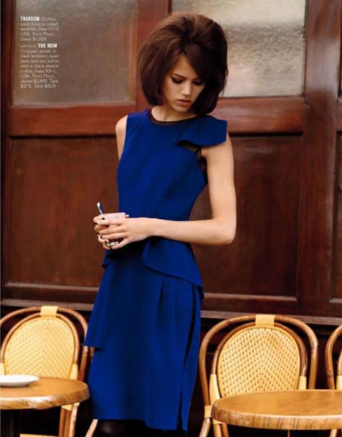 Стиль 60-х Bergdorf Goodman. Изображение № 3.