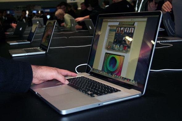 Фотографии свыставки Macworld. Изображение № 9.