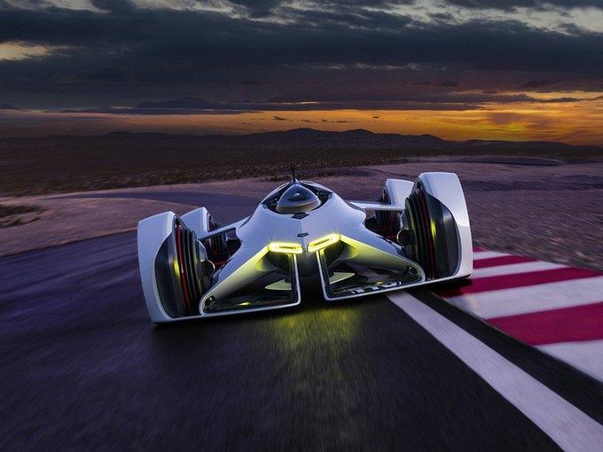 Chevrolet создала суперкар для Gran Turismo. Изображение № 31.