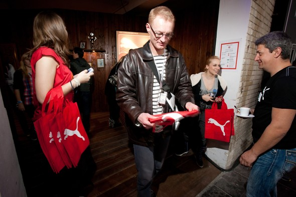 Puma A/W 2012 at Bread & Butter Berlin. Изображение № 24.