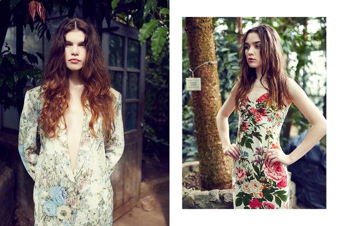 Oldich Dress выпустили весенний лукбук. Изображение № 5.