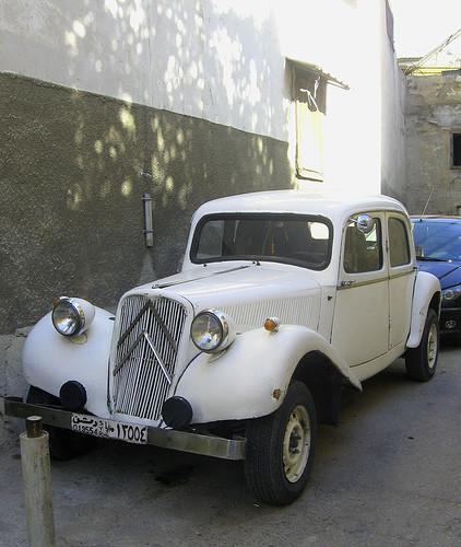 Ретро-автомобили в Сирии. Изображение № 5.