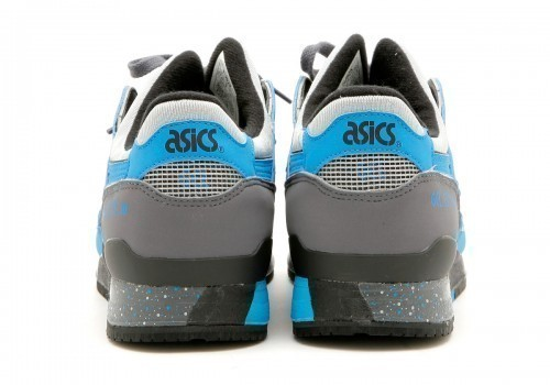 Asics Gel Lyte III X Ronnie Fieg Super Blue for Dav. Изображение № 1.