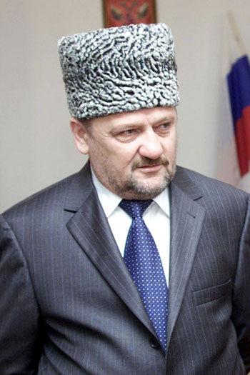 Ахмат Кадыров. Изображение № 1.