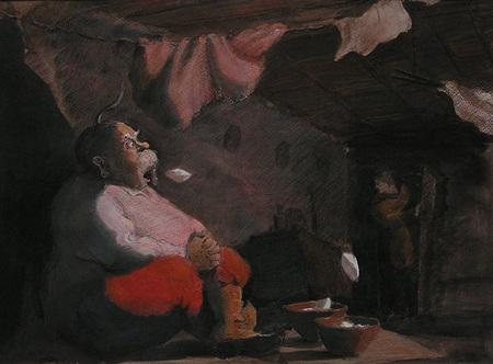 Иллюстрации Валеры Кожина. Изображение № 5.