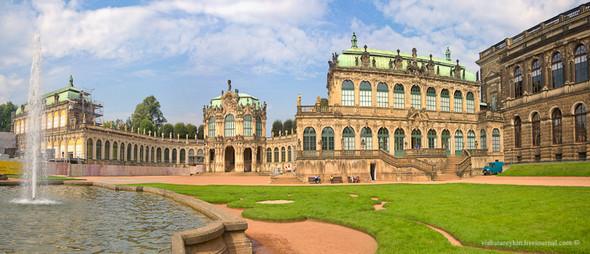 Дрезден. Город контрастов. Изображение № 2.