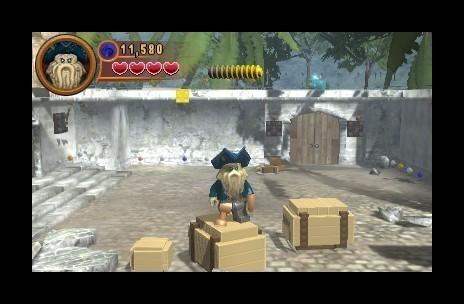 Изображение 5. Компания Disney выпустила игру «LEGO Пираты Карибского Моря».. Изображение № 4.