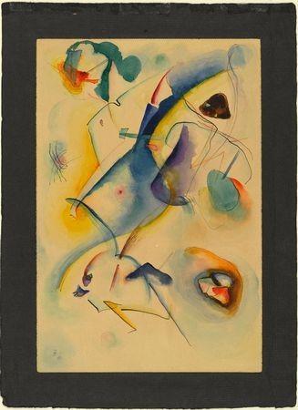 Коллекция работ В.В. Кандинского. Изображение № 85.