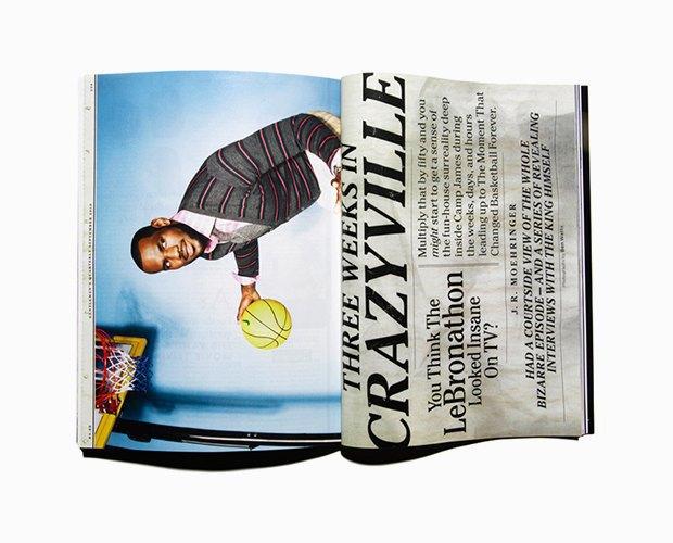 Как Антон Юхновец  прошел путь от таксиста  в Нью-Йорке  до арт-директора GQ. Изображение № 7.