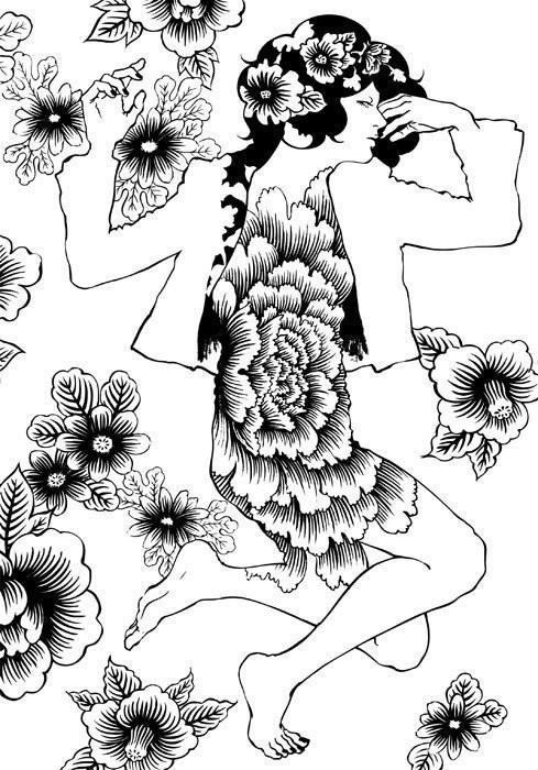 Изображение 7. Aki Miyajima.. Изображение № 7.