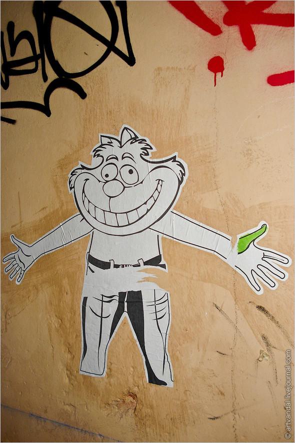 Стрит-арт и граффити Валенсии, Испания. Изображение № 38.