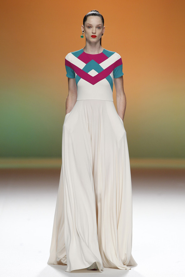 Madrid Fashion Week SS 2012: Davidelfin. Изображение № 22.