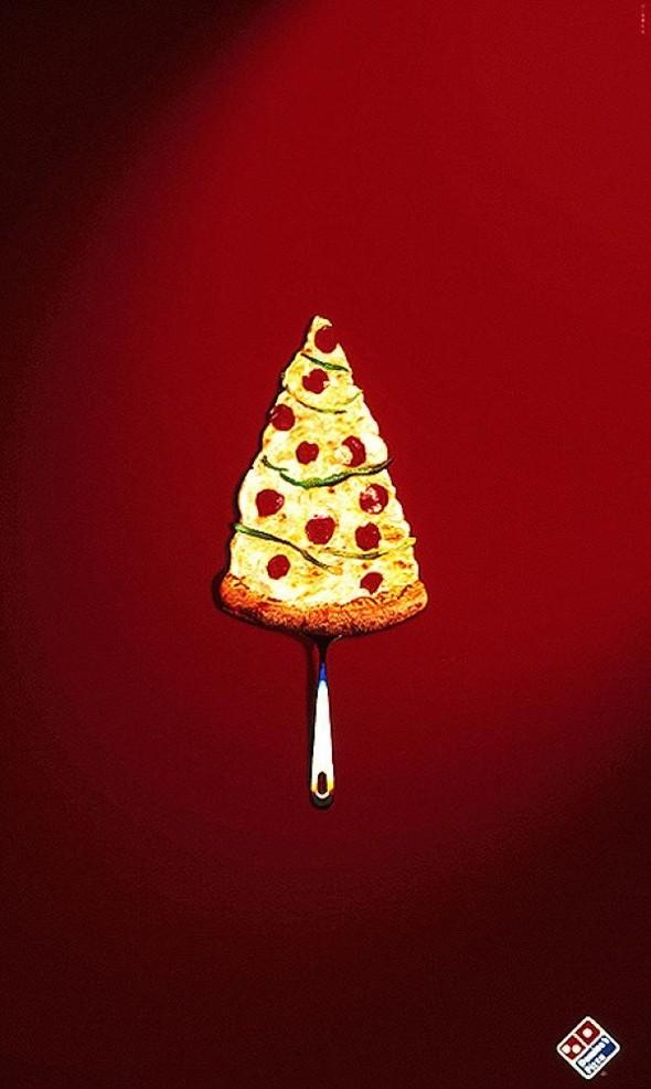 69 рождественских рекламных плакатов. Изображение № 30.
