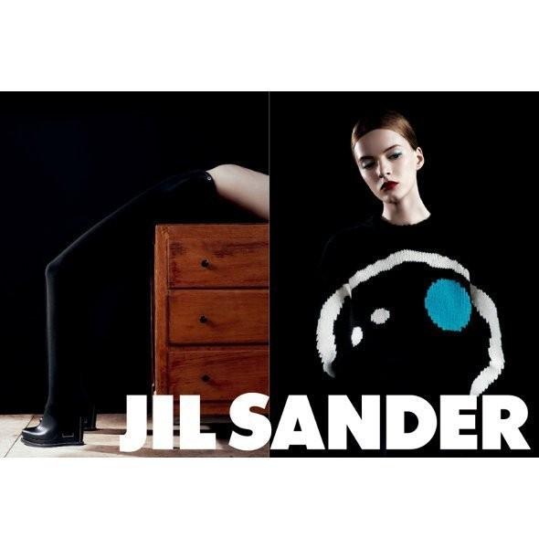 Изображение 2. Превью кампаний: Jil Sander и Bottega Veneta.. Изображение № 1.