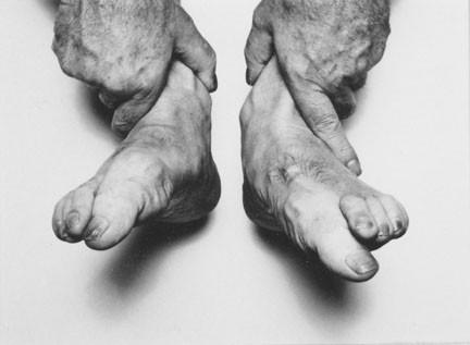 John Coplans: Части тела. Изображение № 15.