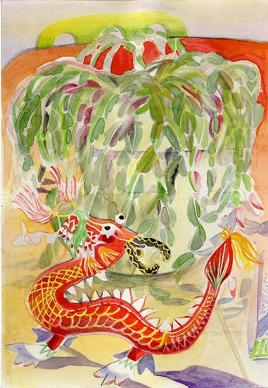 Звериная Япония Мойры Хан. Изображение № 5.