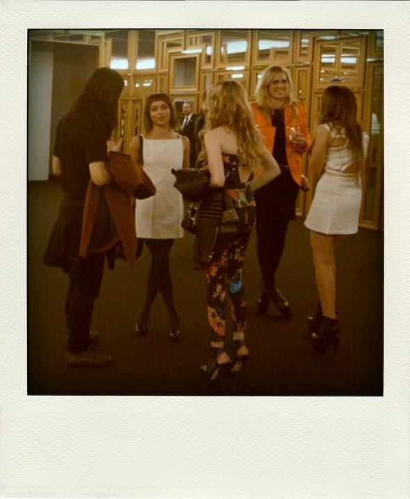 Эмма Робертс в Versace for H&M. Изображение № 3.