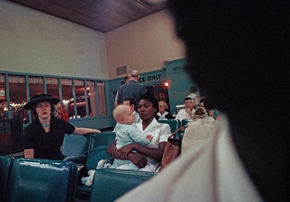 Белый против черного: Расовая сегрегация в Америке 50-х. Изображение № 12.
